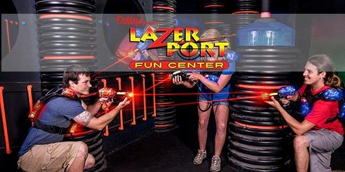 Perry Smith - Laser Port Fun Center