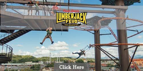Paula Deen's Lumberjack Feud Adventure Park