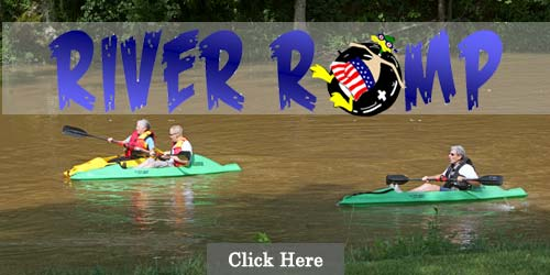 River Romp Tubes and Kayaks Rentals
