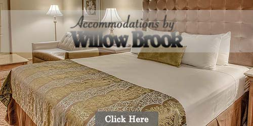 Accommodations by Willow Brook Lodge